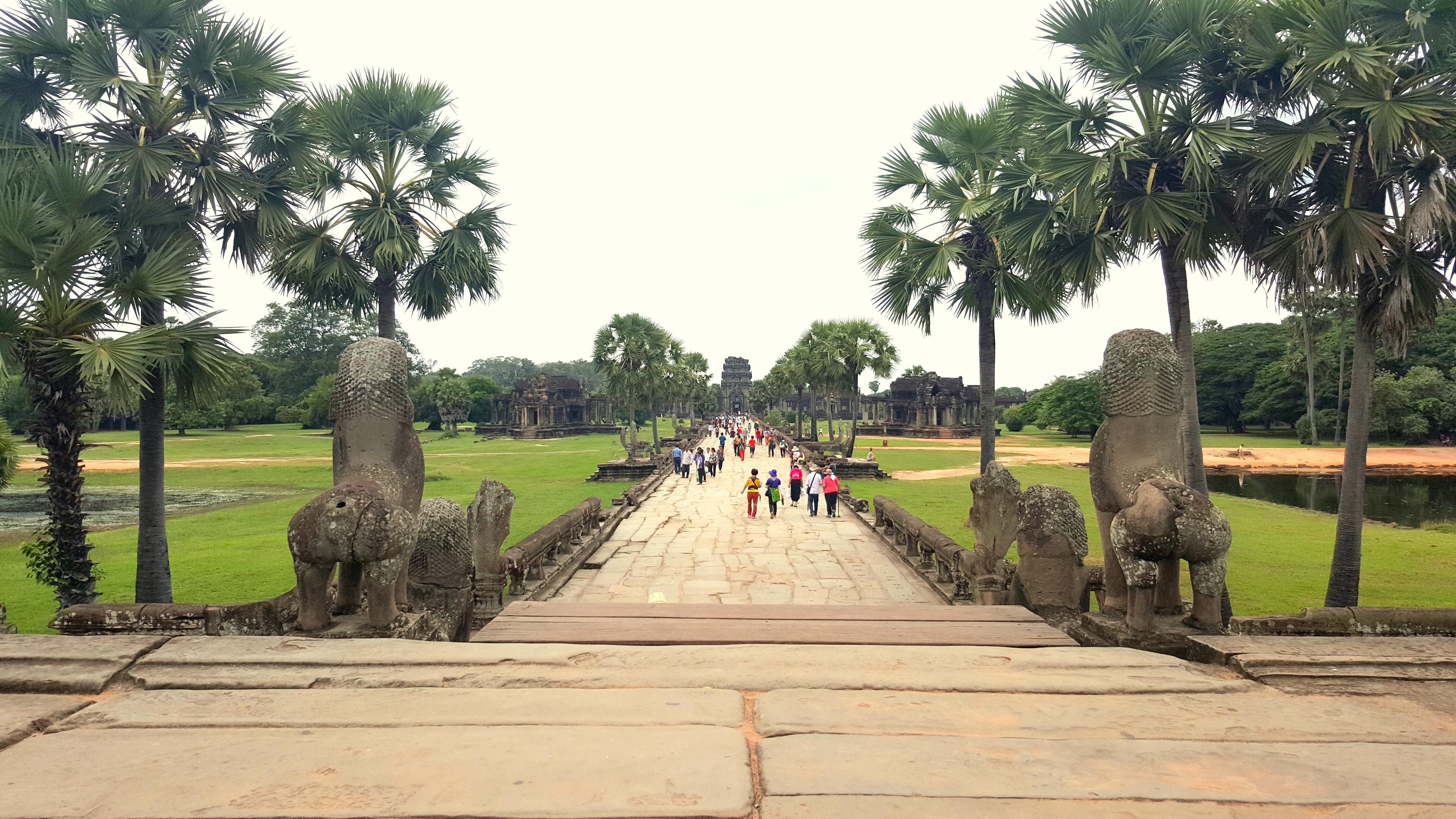 Angkor Wat Cambodia 2
