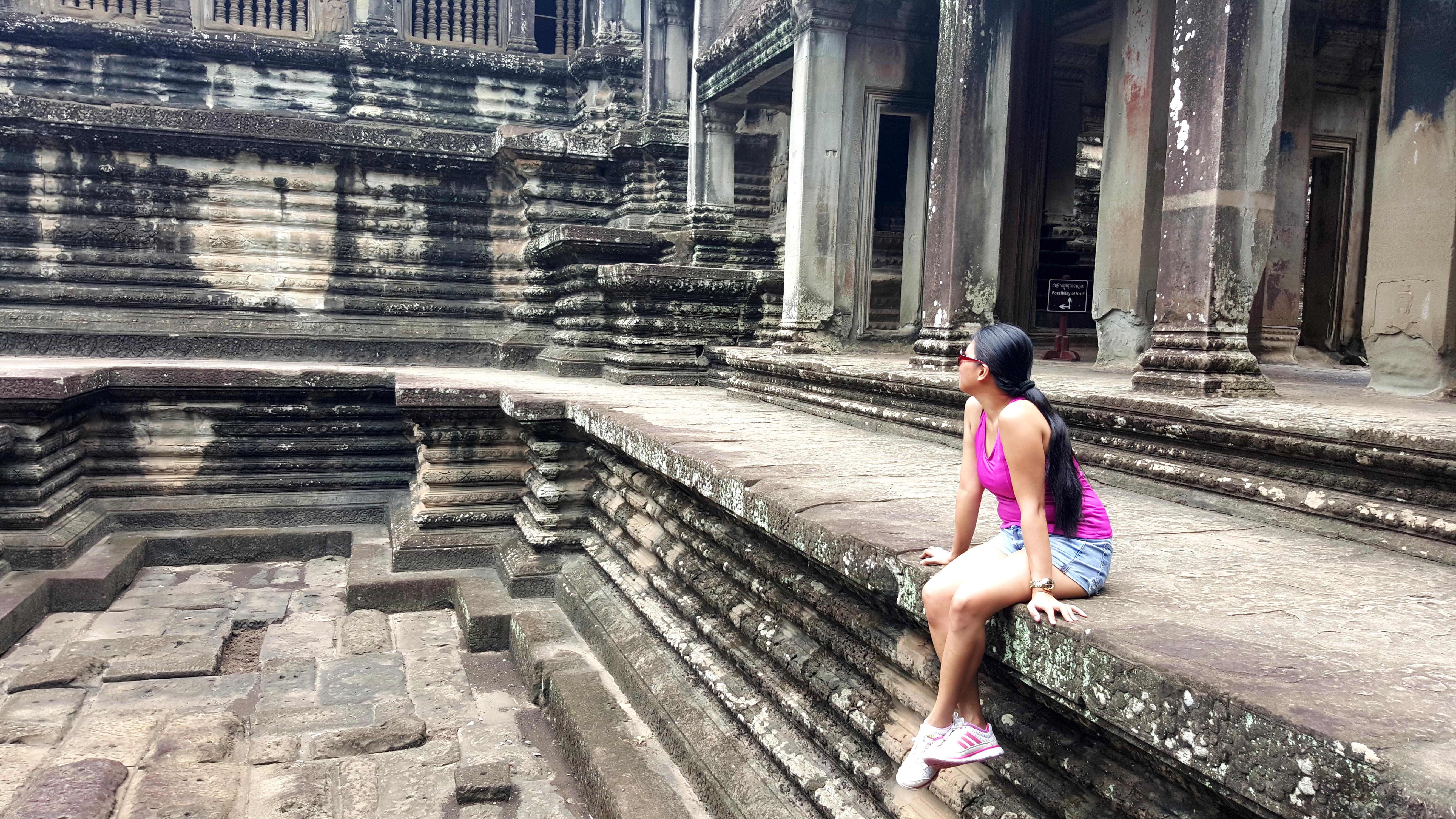 Angkor Wat Cambodia 3