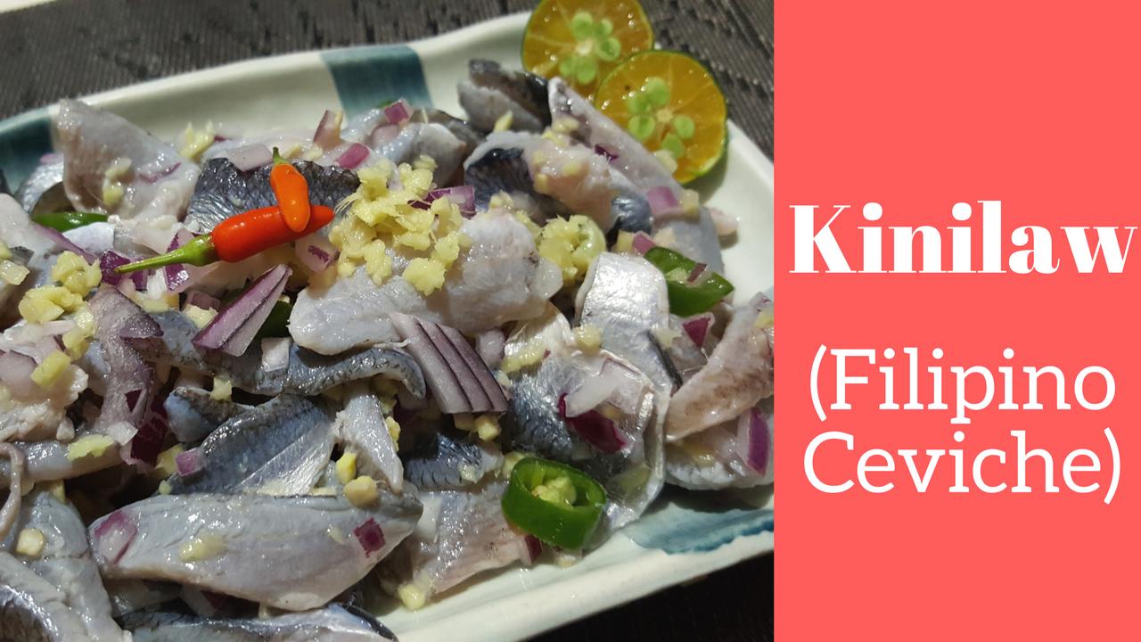Kinilaw | Filipino Ceviche