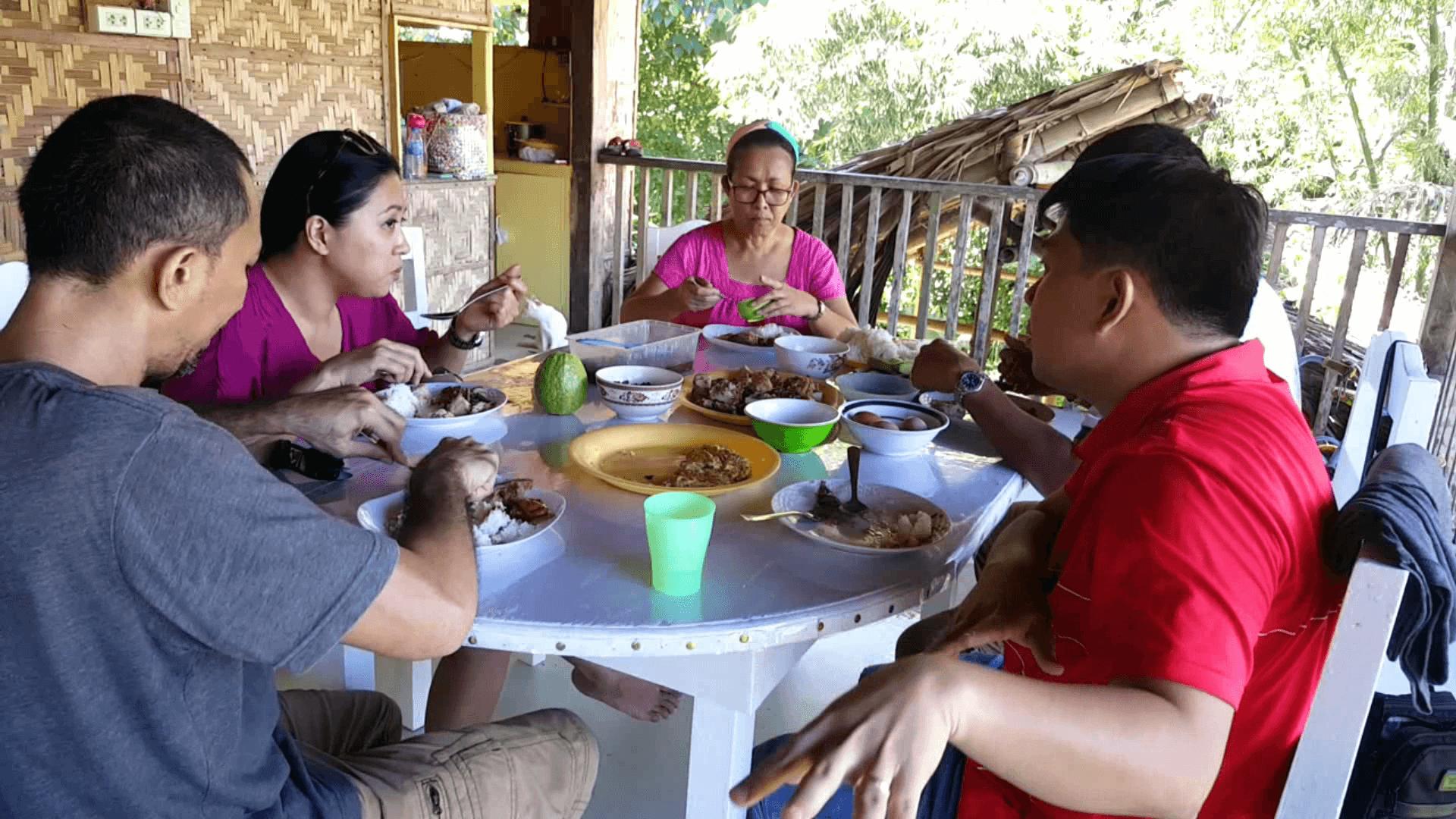Organic farm in cebu