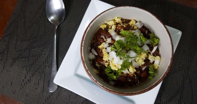 Chili Con Carne (Slow Cooked Chili)