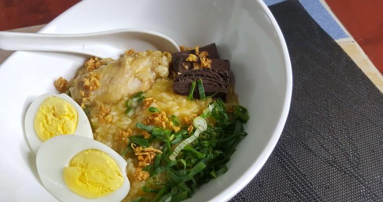 Arroz Caldo Recipe: The Filipino Chicken Congee