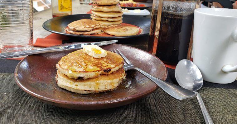 Fluffy & Milky Pancake